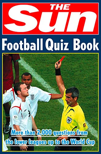 9780007259755: The Sun Football Quiz Book