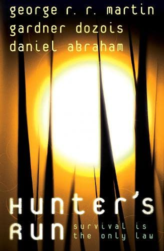 9780007260218: Hunter's Run: Signed