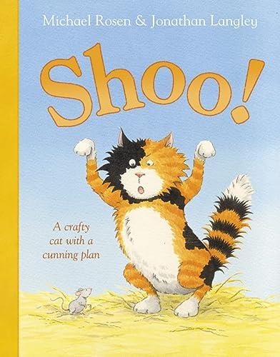 9780007260256: Shoo! (Book & CD)