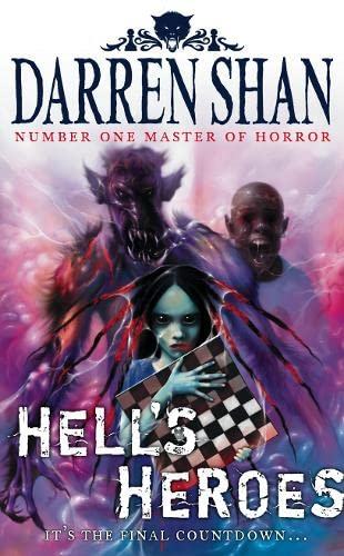 Hell's Heroes (The Demonata) (0007260350) by Darren Shan