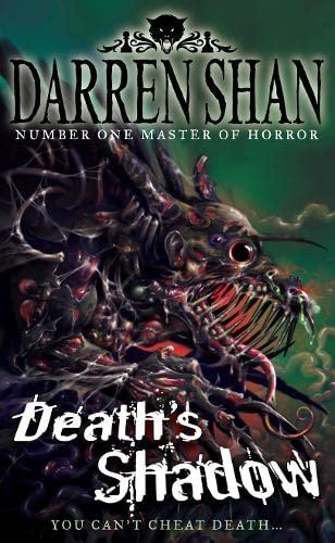 9780007260386: Death's Shadow (The Demonata)