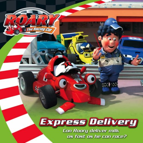 9780007260522: Roary the Racing Car - Express Delivery