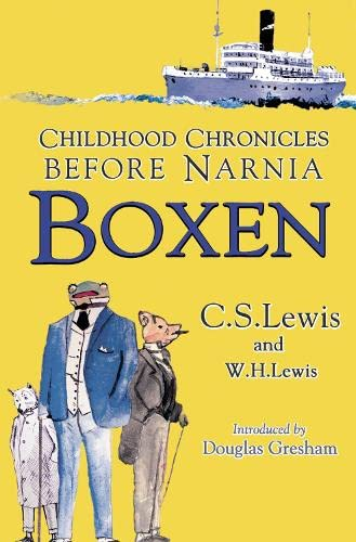 9780007260768: Boxen: Childhood Chronicles Before Narnia