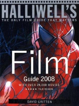 9780007260805: Halliwell's Film Guide 2008