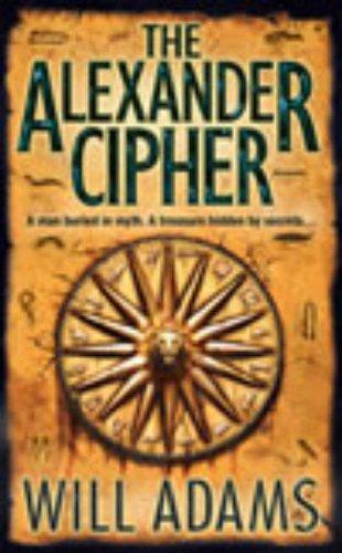 9780007260881: The Alexander Cipher