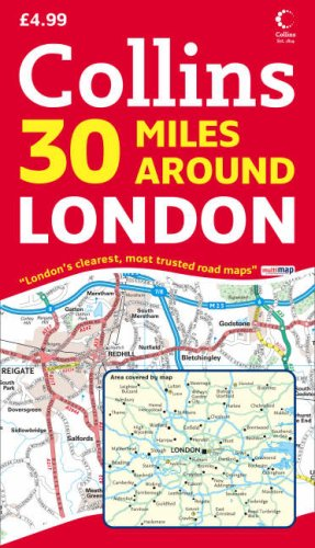 9780007260898: 30 Miles Around London