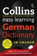 9780007261055: Easy Learning German Dictionary (Collins Easy Learning German)