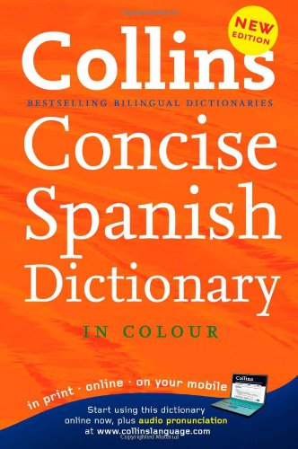 9780007261079: Collins Spanish Concise Dictionary