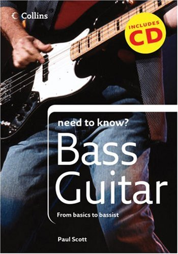 9780007261147: Bass Guitar (Collins Need to Know?)