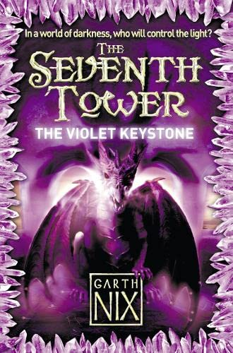 9780007261246: The Violet Keystone (The Seventh Tower, Book 6)