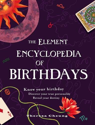 9780007261499: The Element Encyclopedia of Birthdays