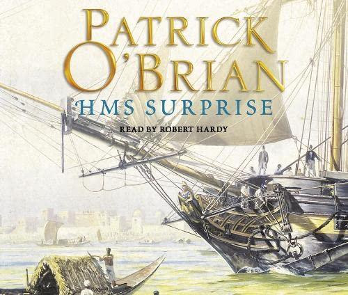 9780007261710: HMS Surprise