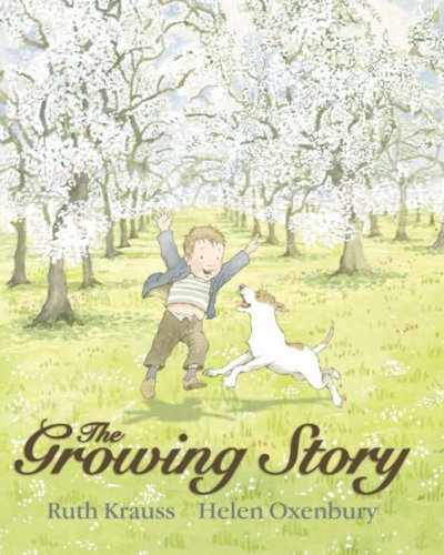9780007262250: The Growing Story (Book & CD)