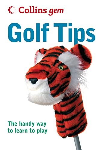 9780007262373: Golf Tips (Collins Gem)