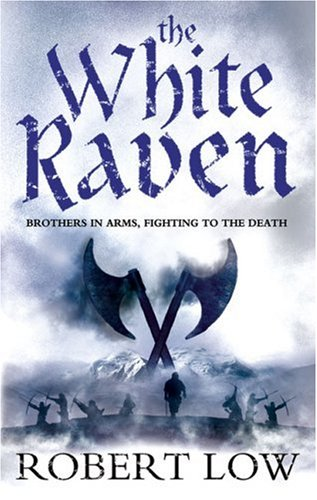 The White Raven (FINE COPY OF HARBACK FIRST EDITION, FIRST PRINTING SIGNED BY THE AUTHOR)