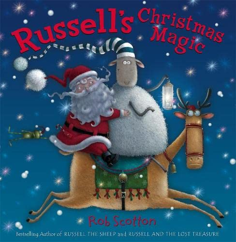9780007262946: Russell's Christmas Magic