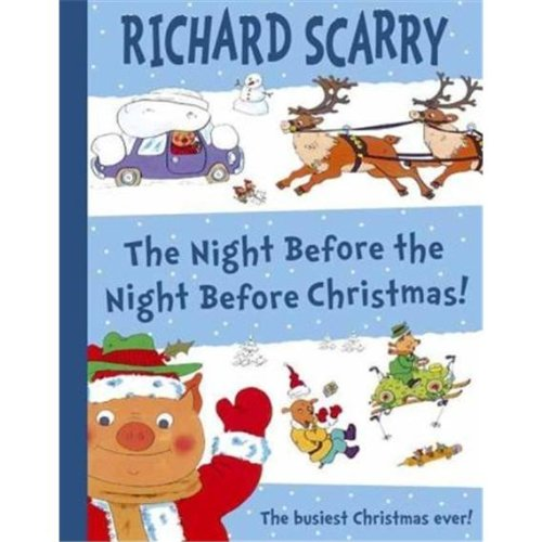9780007263011: The Night Before the Night Before Christmas (Book & CD)