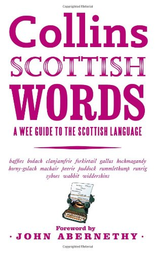 9780007263035: Collins Scottish Words: A Wee Guide to the Scottish Language (Scots and English Edition)