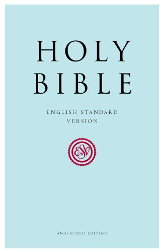 9780007263097: Holy Bible-ESV