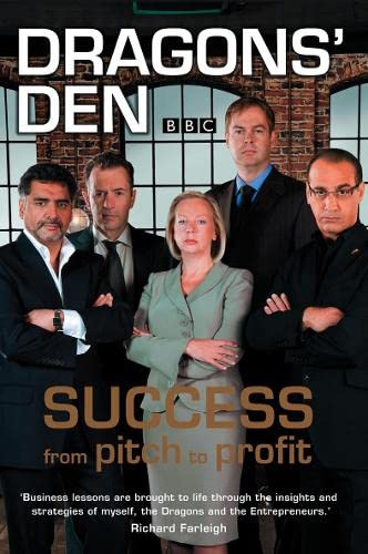 9780007263554: Dragons' Den: Success, From Pitch to Profit