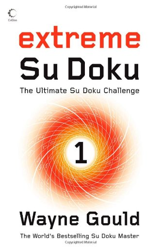 9780007263691: Extreme Su Doku Book 1: Bk. 1