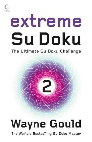 9780007263707: Extreme Su Doku Book 2