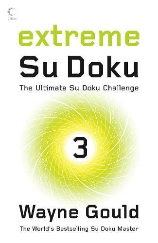 9780007263714: Extreme Su Doku Book 3: Bk. 3