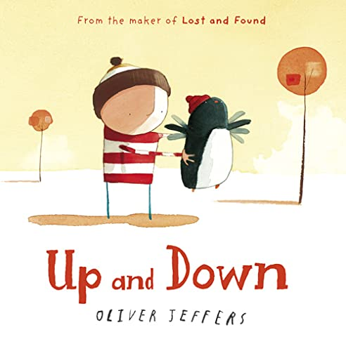 9780007263844: Up and Down. Oliver Jeffers