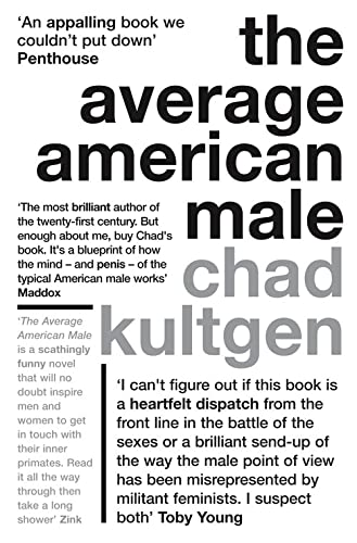 9780007263981: The Average American Male