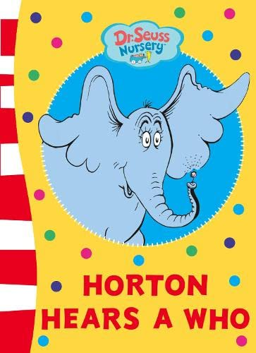 Horton Hears A Who Board Book