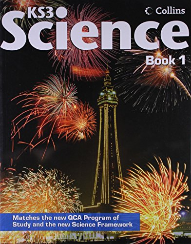 Pupil Book 1 (Collins KS3 Science) (Bk.: Taylor, David, Greenway,