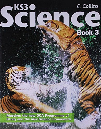 Collins KS3 Science - Pupil Book 3: Taylor, David and