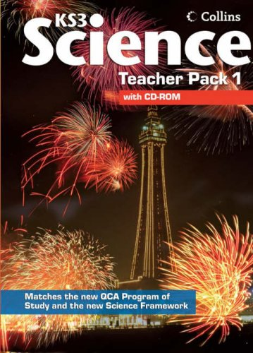9780007264230: Collins KS3 Science - Teacher Pack 1 (Collins Key Stage 3 Science)