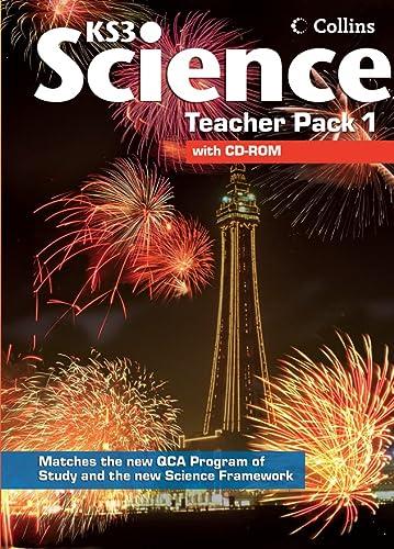 9780007264230: Collins KS3 Science - Teacher Pack 1 (Collins Key Stage 3 Science)
