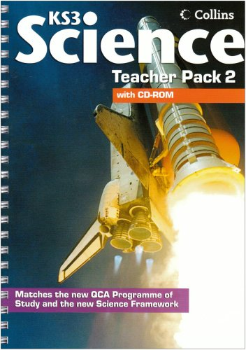 9780007264247: Collins KS3 Science ? Teacher Pack 2 (Collins Key Stage 3 Science)
