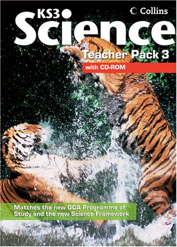 9780007264254: Collins KS3 Science - Teacher Pack 3 (Collins Key Stage 3 Science)