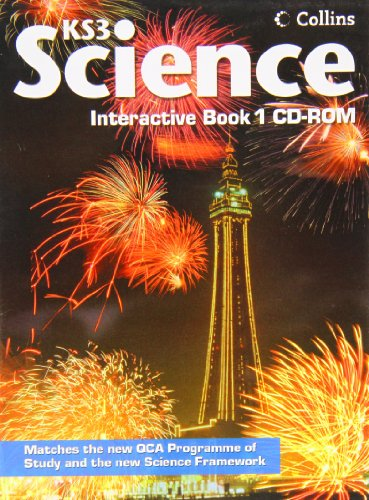 9780007264292: Interactive Book 1 CD-ROM: Year 7 Whiteboard Resource Bk. 1 CD-ROM (Collins Key Stage 3 Science)