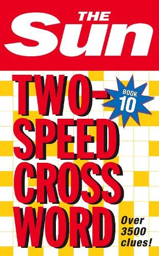 9780007264469: The Sun Two-Speed Crossword Book 10 (Bk. 10)