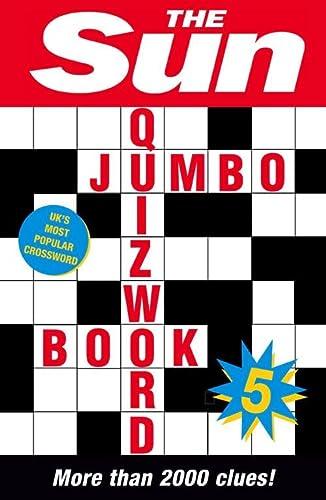 9780007264506: Sun Jumbo Quizword Book 5: Bk. 5 (Crossword)