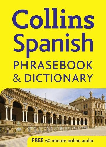 9780007264568: Collins Spanish Phrasebook and Dictionary (Collins Gem)