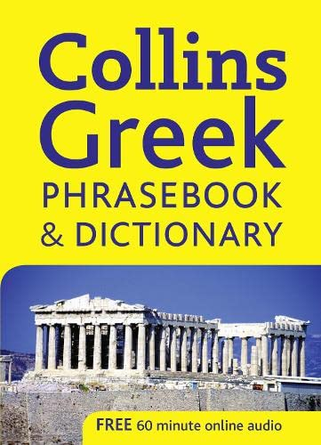 9780007264575: Collins Greek Phrasebook and Dictionary
