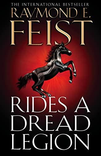 9780007264681: Rides a Dread Legion [Book One of the Demonwar Saga]