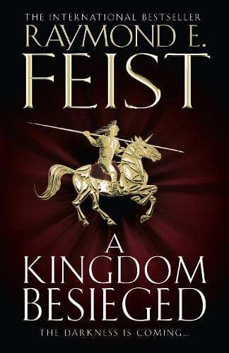 9780007264766: A Kingdom Besieged (The Chaoswar Saga, Book 1) (Midkemian Trilogy 1)