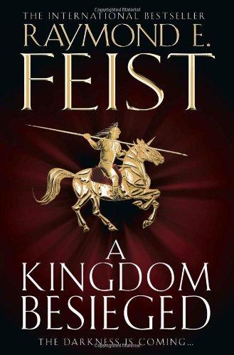 9780007264766: A Kingdom Besieged (The Chaoswar Saga, Book 1)