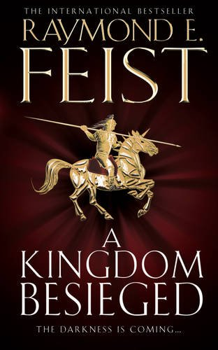 9780007264773: A Kingdom Besieged (The Chaoswar Saga, Book 1)