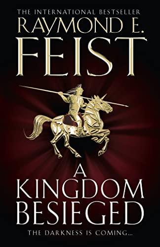 9780007264780: A Kingdom Besieged (The Chaoswar Saga, Book 1)