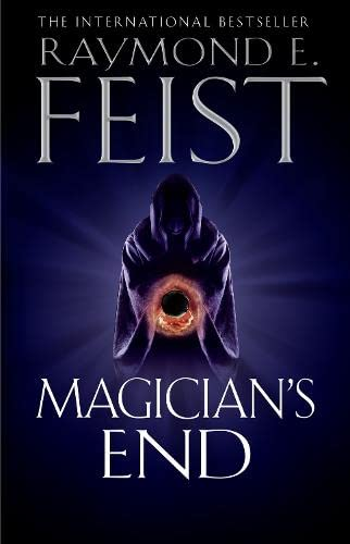 9780007264810: Magician's End (The Chaoswar Saga)