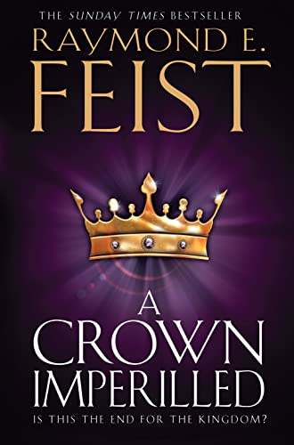9780007264834: A Crown Imperilled (The Chaoswar Saga, Book 2)