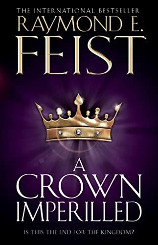 9780007264841: A Crown Imperilled (The Chaoswar Saga, Book 2) (Midkemian Trilogy 2)