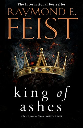 9780007264858: King of Ashes (The War of Five Crowns)